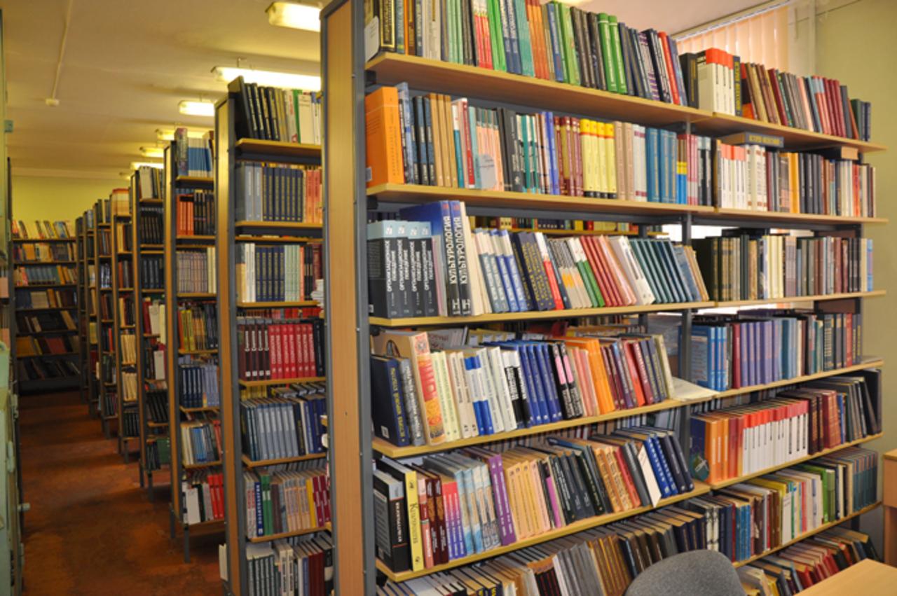 Библиотека - филиал 5.
